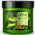 Бальзам - маска для волос с экстрактом оливкового масла питательная,  Bioaqua Olive Hair Mask 500 мл