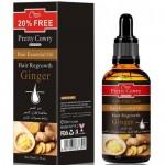 Эфирное масло для укрепления волосяной луковицы и лечения волос и Имбирь 50мл