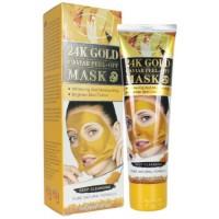 Маска-пленка для лица Золото и икра Aichun Beauty 120мл