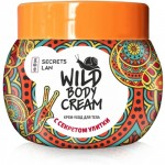 Крем-уход для тела с секретом улитки Wild Body Cream 200мл